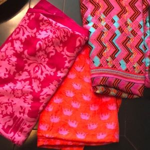 Lot of 3, Gorgeous sarong\scarves from Stella&Dot
